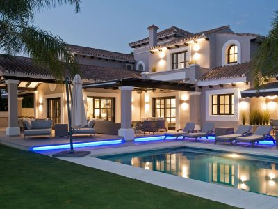 Villa Sierra, Luxury Villa for Rent in Nueva Andalucia, Marbella