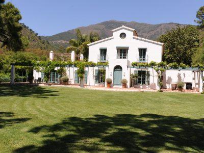 Villa Rio, Luxury Villa to Rent in Benahavis Campo, Marbella
