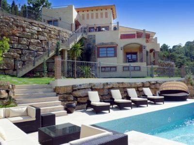 Villa Lorca, Luxury Villa to Rent in El Madronal, Marbella
