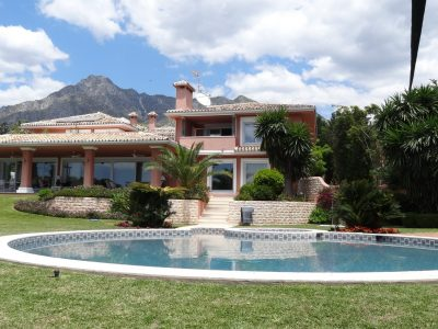 Villa Arnau, Luxury Villa for Rent in Golden Mile, Marbella