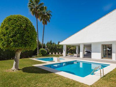 Villa Morales, Luxury Villa for Rent in Puerto Banus, Marbella