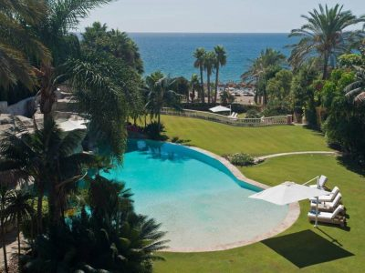 Villa Ortega, Golden Mile, Marbella