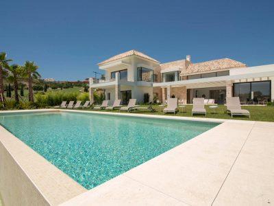 Villa Leonardo, Luxury Villa for Rent in Los Flamingos, Marbella