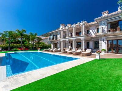 Villa Colomer, Golden Mile, Marbella