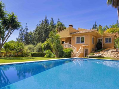Villa Nunez, Golden Mile, Marbella