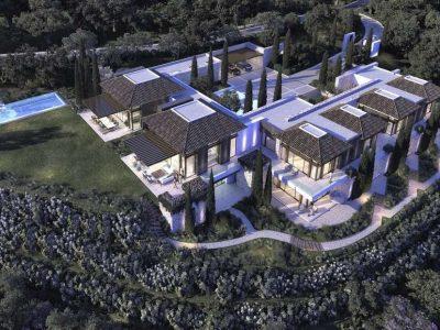 La Zagaleta luxury marbella villas mansions