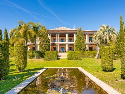 Villa Botello, Luxury Villa for Rent in Golden Mile, Marbella