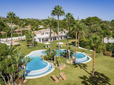 Villa Miro, Luxury Villa for Rent in Los Monteros, Marbella