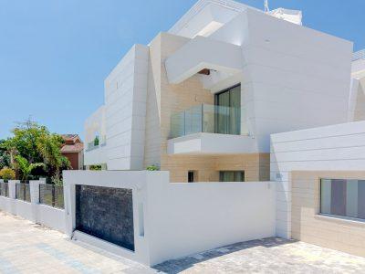 Unique Style Ultra Modern Villa Close to the Beach in San Pedro , Marbella