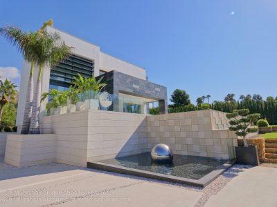 Fabulous Design Villa in Golden Mile Marbella
