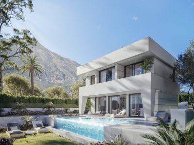 Exceptional Value Modern Villa in Estepona, Marbella
