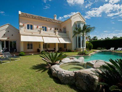 Villa Aria, Luxury Villa for Rent in Monte Halcones, Marbella