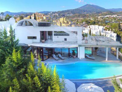 Villa Jardiel, Luxury Villa for Rent in Nueva Andalucia, Marbella