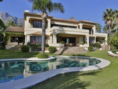 Villa Maella, Sierra Blanca, Marbella