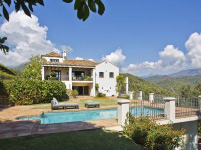 Villa Milagro, Luxury Villa for Rent in El Madronal, Marbella