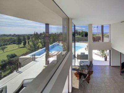 Stunning frontline golf villa with panoramic views 08