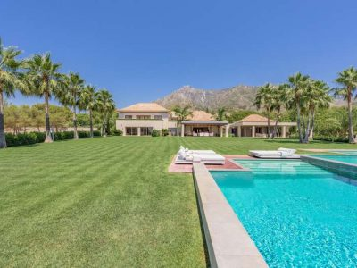 Stunning villa in an exclusive location